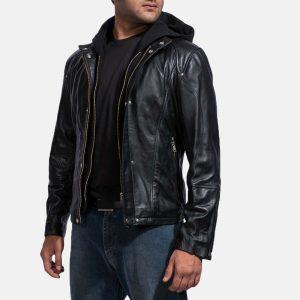 Highschool Black Jacket